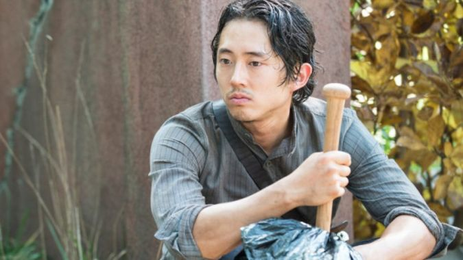 the walking dead temporada 6 glenn bate