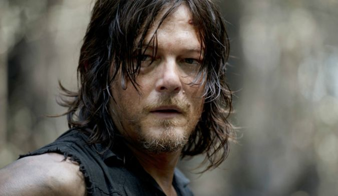 the walking dead temporada 6 daryl
