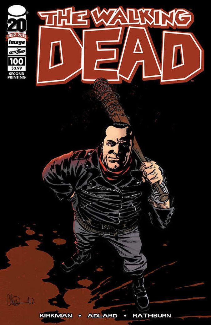 the walking dead negan 100