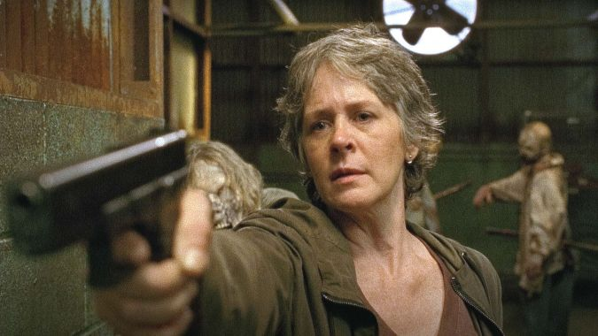 the walking dead carol the same boat