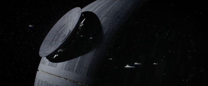 rogue one star wars death star teaser trailer