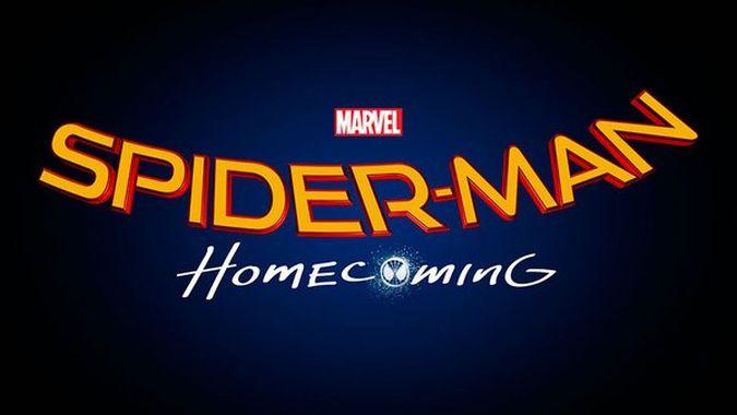 spider-man homecoming logo oficial