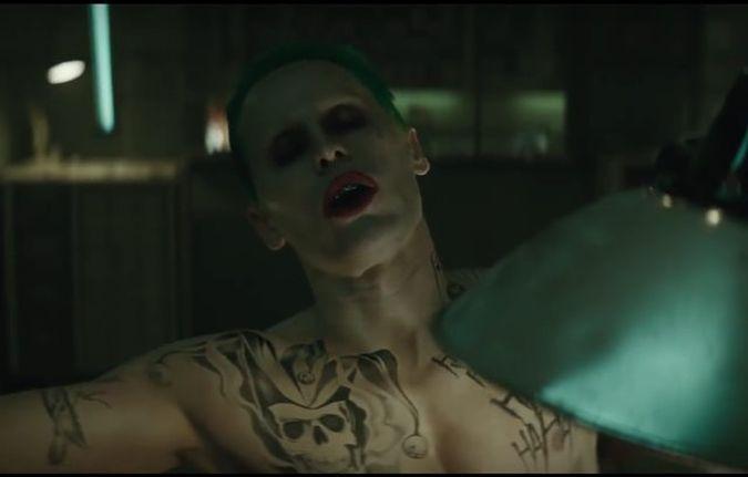 suicide squad joker tatuajes
