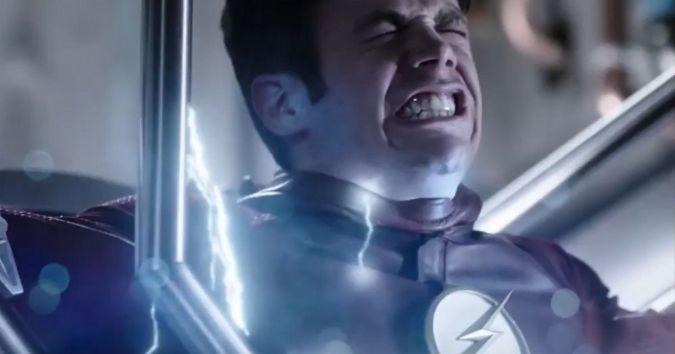 the flash barry muerte
