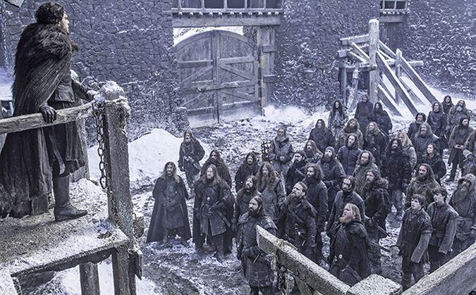 game of thrones jon snow vivo