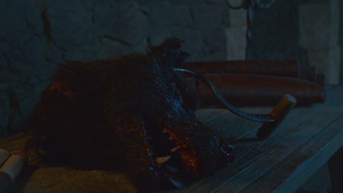 game of thrones shaggydog muerto