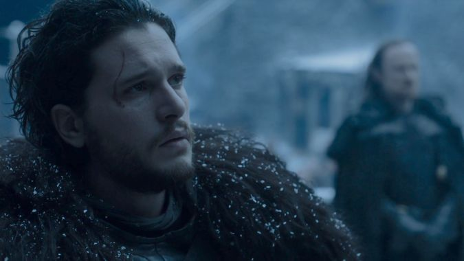 game of thrones temporada 6 jon snow