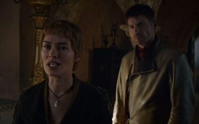 game of thrones jaime cersei lannister temporada 6