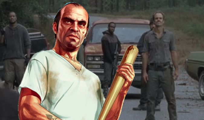 the walking dead steven ogg savior negan