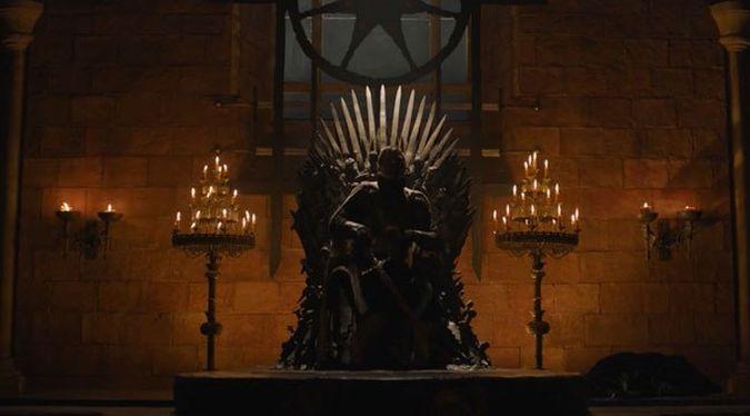 game of thrones jaime lannistes iron throne rey loco muerte