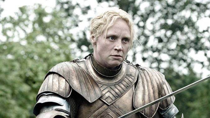 game of thrones brienne de tarth