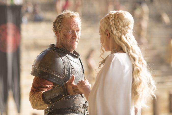 game of thrones jorah mormont daenerys