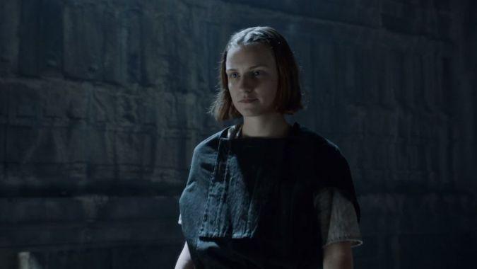 niña abandonada game of thrones