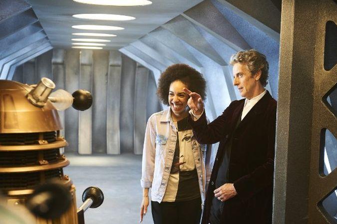 doctor who bill temporada 10