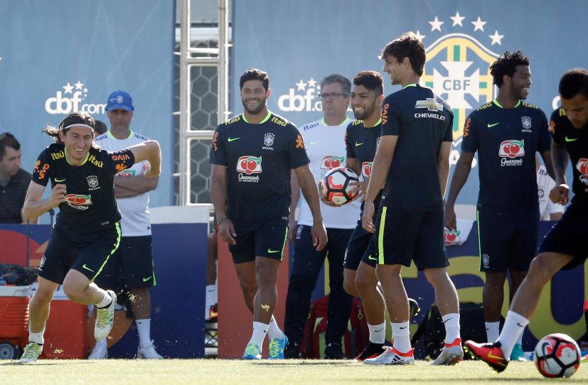 brasil en la copa america centenario
