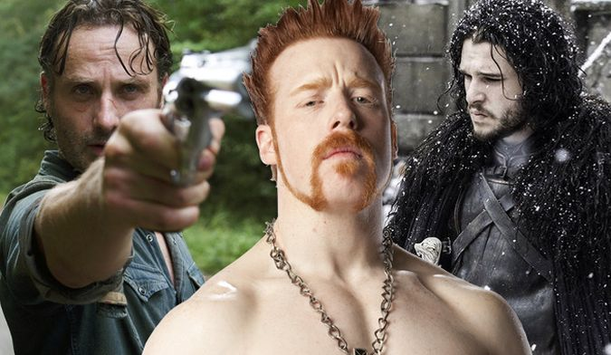 the walking dead game of thrones sheamus