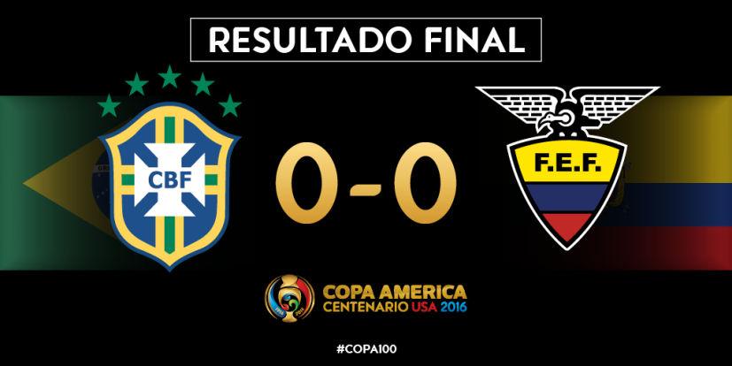 brasil vs ecuador