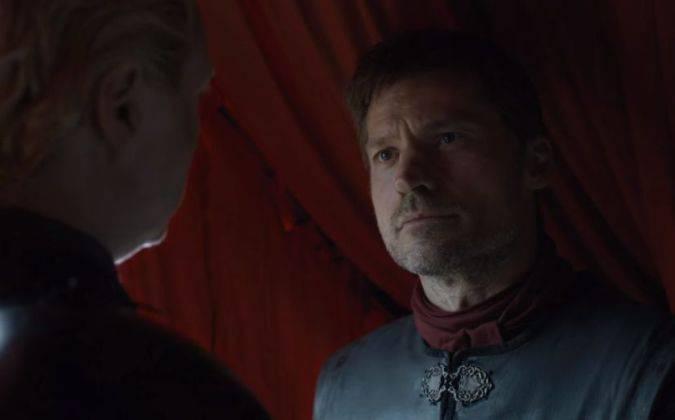 jaime lannister brinne temporada 6 game of thrones no one