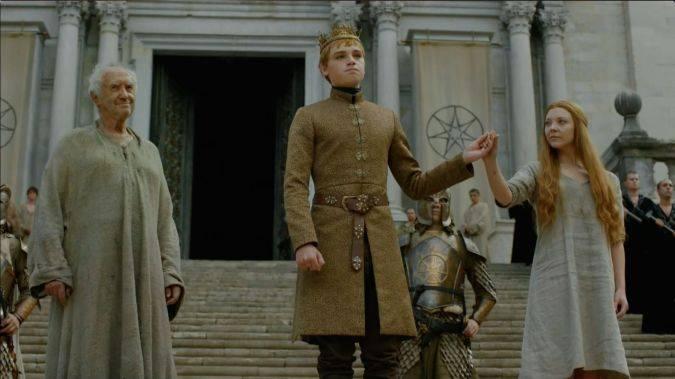 game of thrones tommen gorrion supremo margaery temporada 6