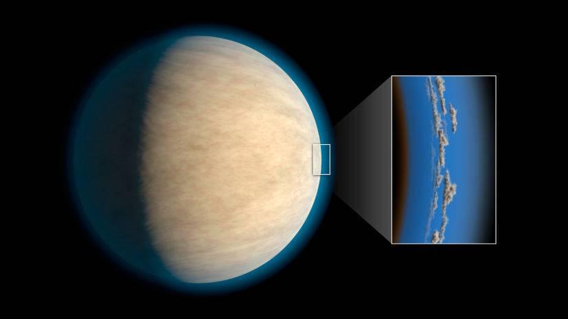 nasa hot jupiters exoplanetas agua
