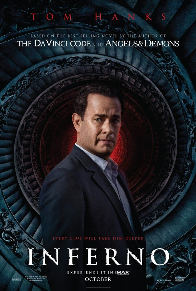 inferno trailer tom hanks