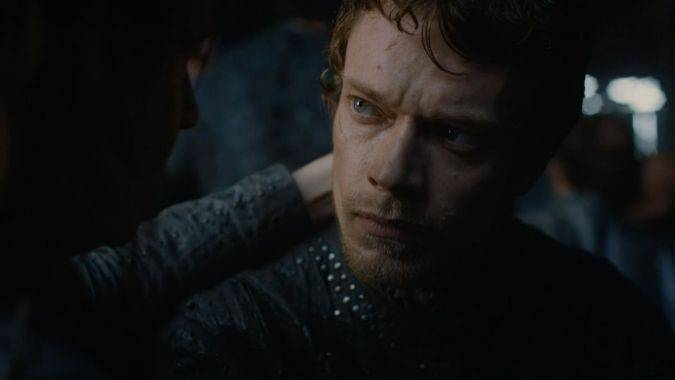 game of thrones theon ramsay