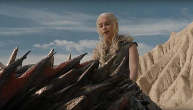 game of thrones daenerys targaryen drogon temporada 6