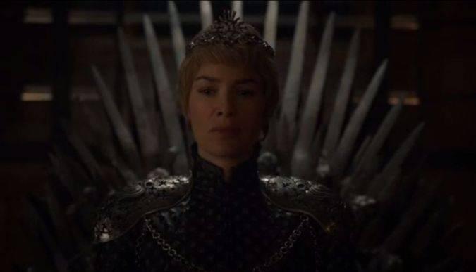 game of thrones cersei lannister reina temporada 6 final