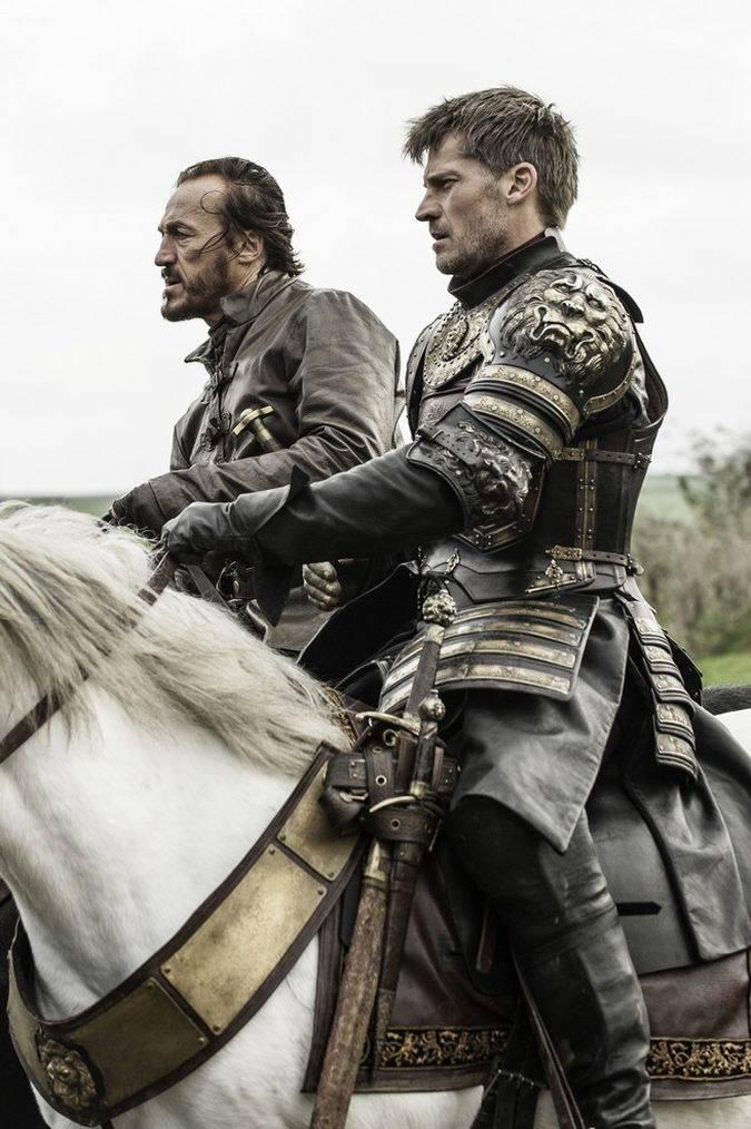 game of thrones jaime lannister bronn final temporada 6