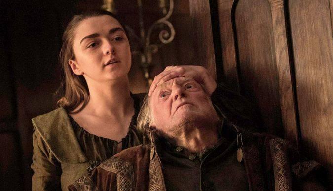 game of thrones arya stark walder frey muerte temporada 6 final