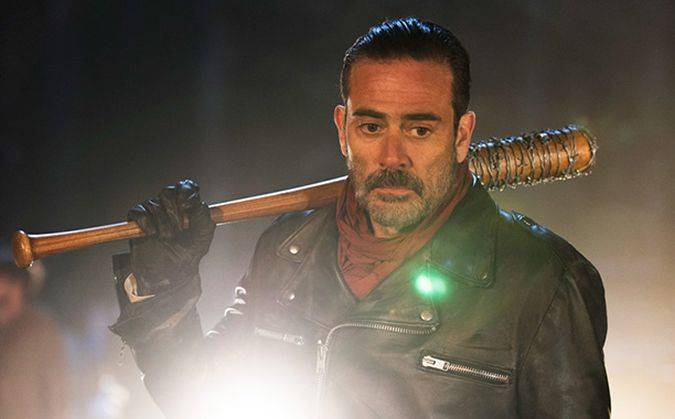 the walking dead negan bate lucille