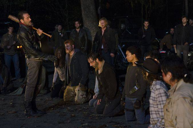 the walking dead negan muerto final temporada 6