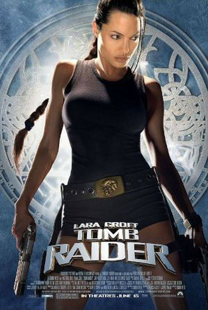 lara croft tomb raider angelina jolie