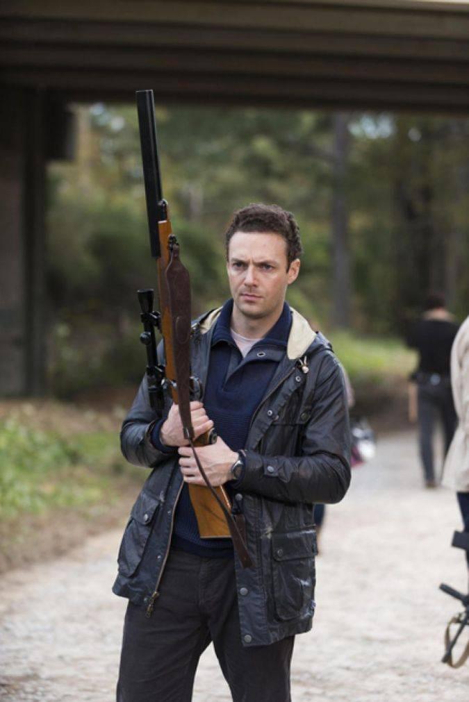 the walking dead aaron temporada 6