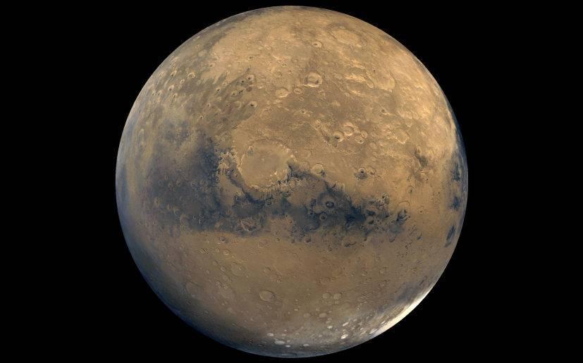 Marte NASA