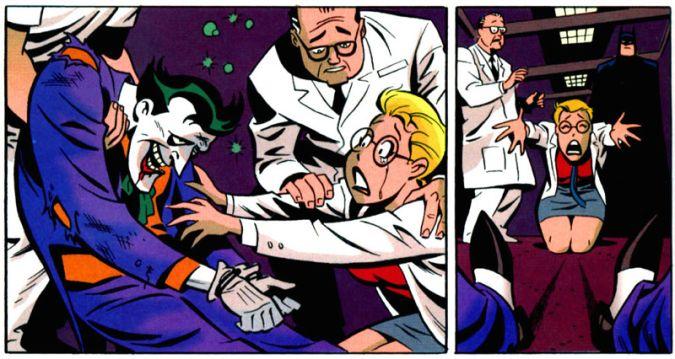 joker harley quinn dc comics suicide squad