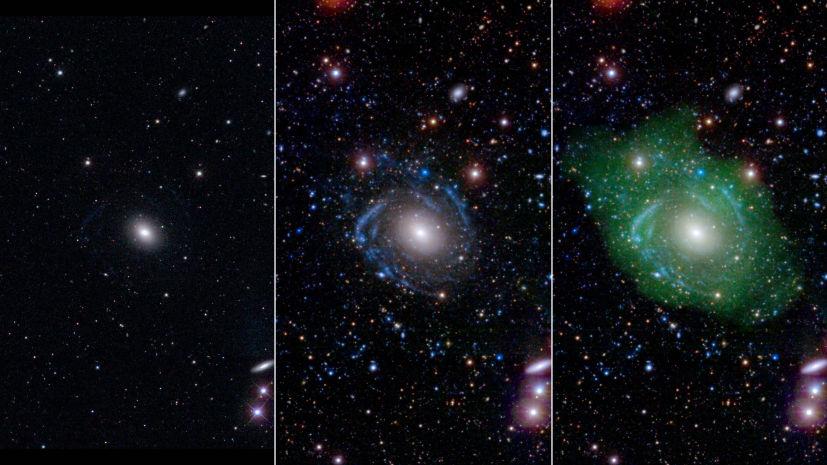 GALAXIA NASA