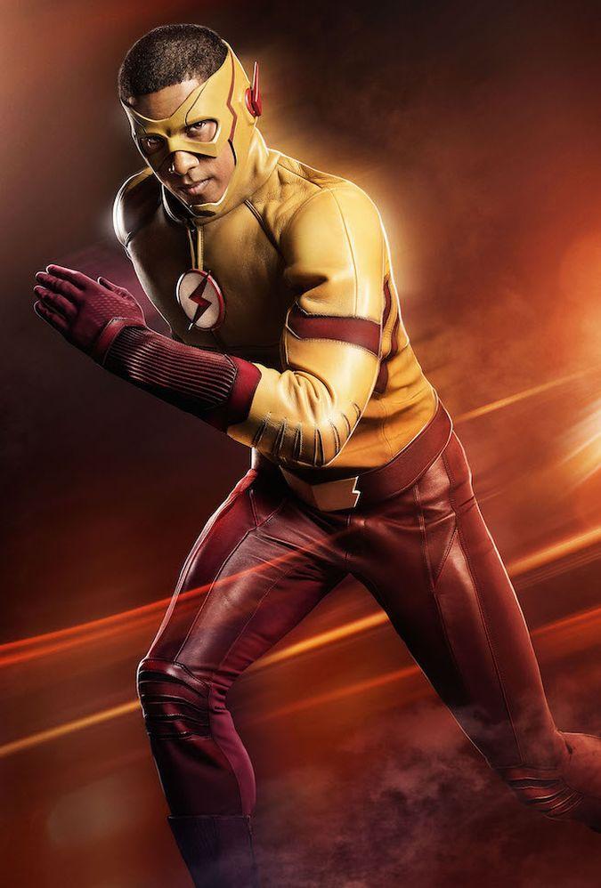 the flash wally west temporada 3