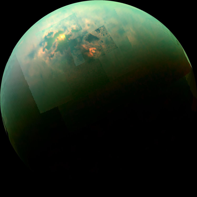 nasa titan