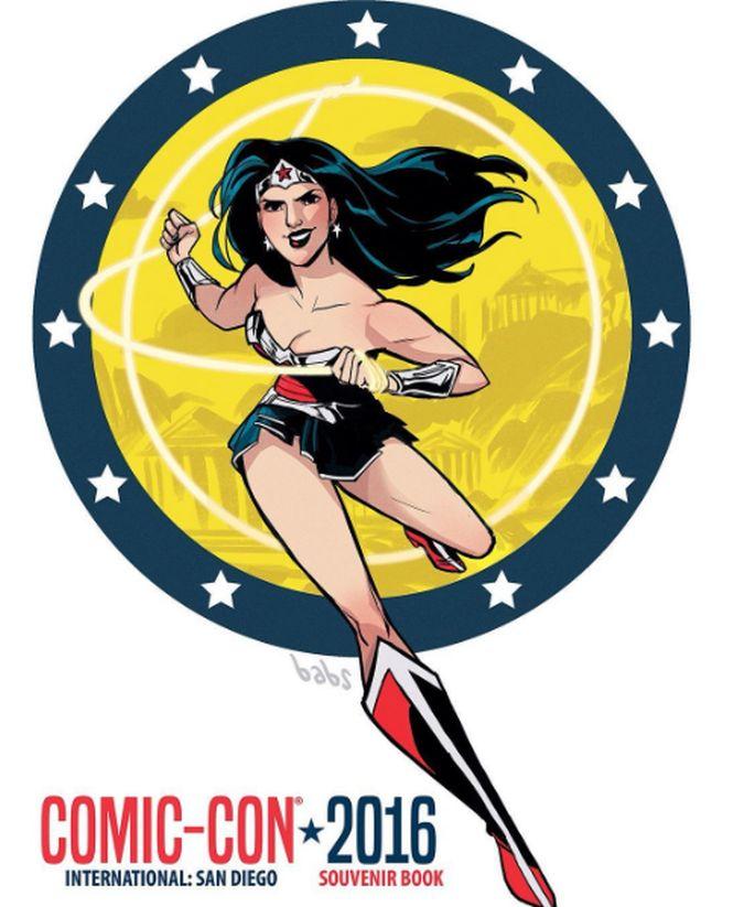 comic-con 2016 wonder woman