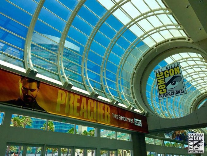 comic-con 2016 convencion