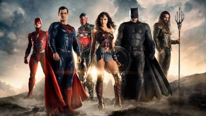 justice league foto superheroes dC