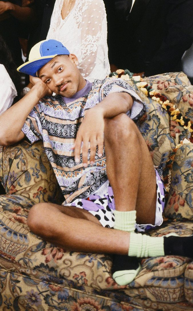will smith The Fresh Prince of Bel-Air