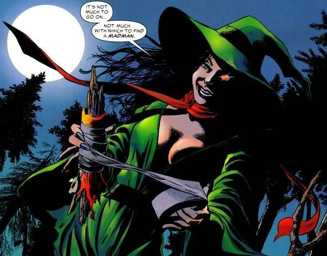 suicide squad enchantress dc comics