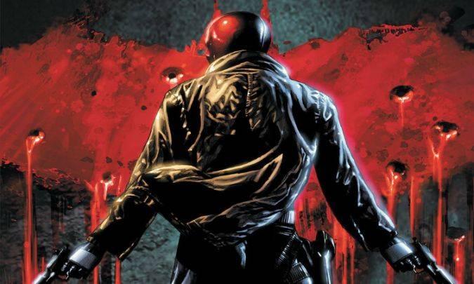 red hood batman dc comics