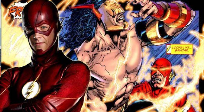 the flash temporada 3 savitar