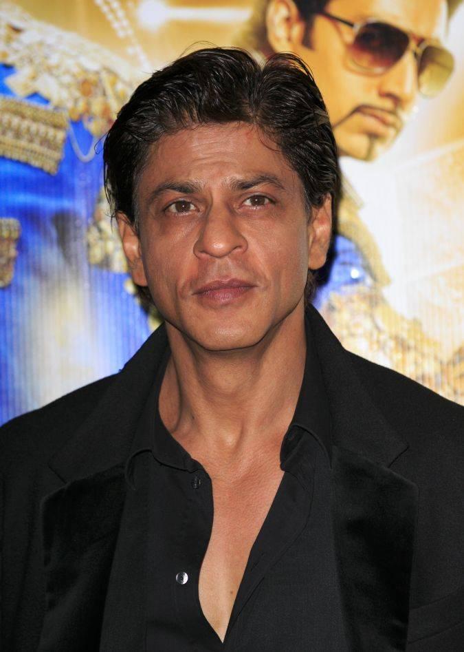 Shahrukh Khan detenido usa