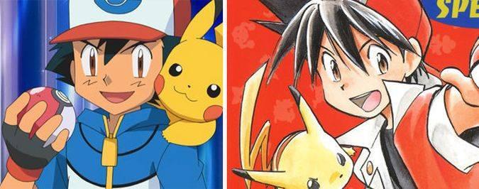 pokemon ash red