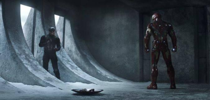 captain america civil war iron man