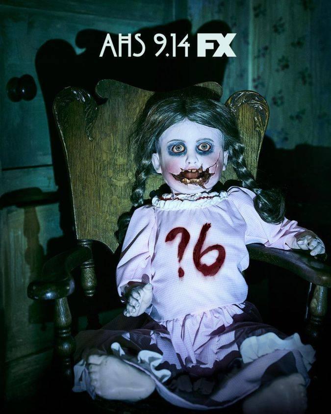 American Horror Story FX Annabelle